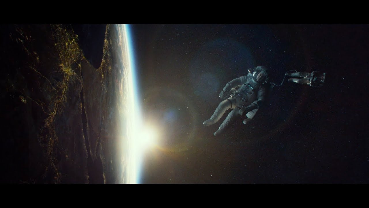 gravity - official teaser trailer [hd] - youtube
