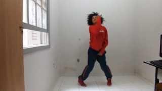 VIC TURN UP (CAKED UP REMIX) Coreografia - Vitória Albanese