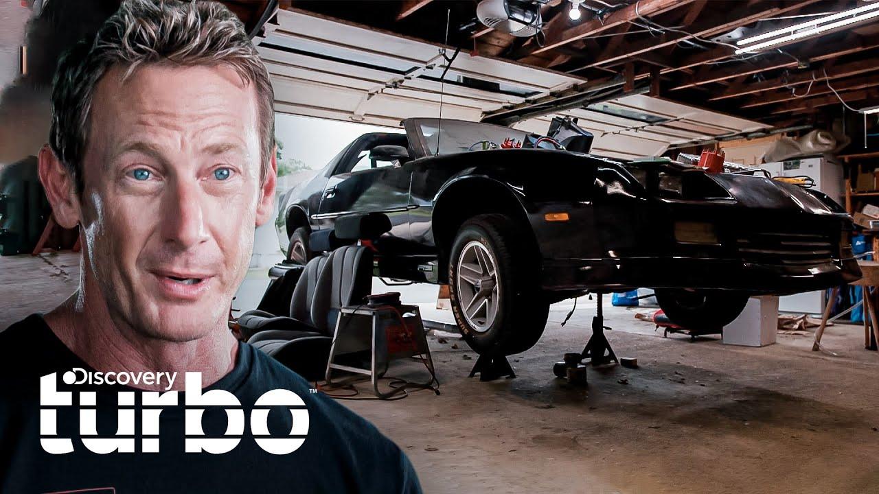 Bruno e Cristy buscam um Camaro RS 89 problemático   Invasão de Garagens   Discovery Turbo Brasil