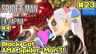Spider-Man - Black Cat AMA Spider-Man?! - PS4 - (Salvo Pimpo's)