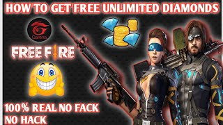 HOW TO GET FREE DIAMOND IN GARENA FREE FIRE || GET FREE DIAMOND IN FREE FIRE NO HACK ||HINDI||