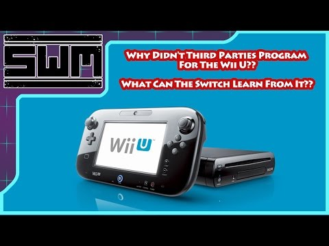 What Went Wrong With The Wii U?? Weak Hardware?