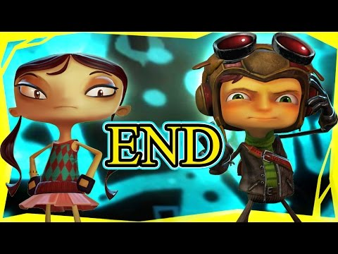 Let's Play Psychonauts Part 20 Ending - Father [Gameplay/Walkthrough]