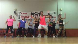 Bee Gees...Staying Alive Cumbia Version...Zumba® Coreo by Ricky Cardozo