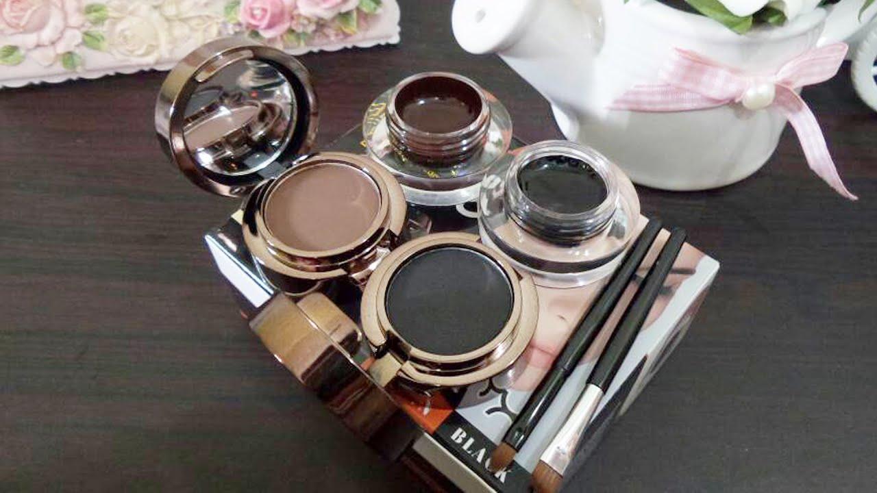 Nyx 2in1 Eyebrow Eyeliner Gel Cream Waterproof Youtube Lt Pro Pencil Eye Liner
