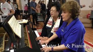 Canadian Sinfonietta, 加拿大小交響樂團, 20171020, aster lai, pianist