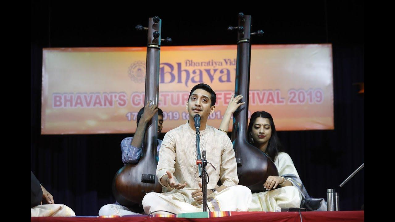 Girijashankar Sundaresan - Bhavanuta - Mohanam - Kalpana Swarams