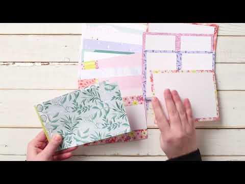 Full Bloom Mat Pack   Creative Memories Australia