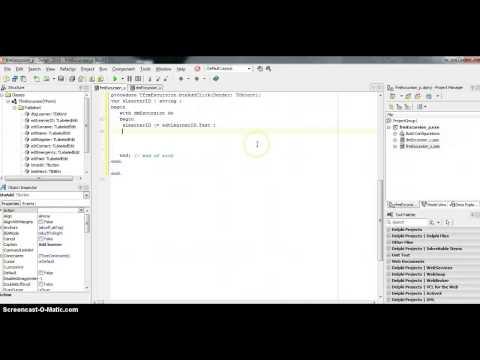 Adding Record in Multi-tabled DB via Delphi