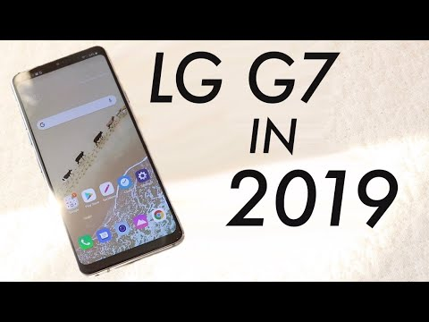 LG G7 In 2019! (Still Worth It?) (Review)