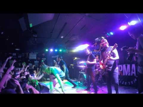 The Ghost Inside- Dear Youth LIVE 2015 (Stick to Your Guns Night 1)