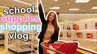 SCHOOL SUPPLIES SHOPPING 2019!! VLOG