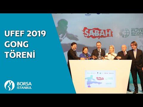 #Canlı 📡 | Uluslararası Futbol Ekonomi Forumu (UFEF) 2019 🛎 #GongTöreni