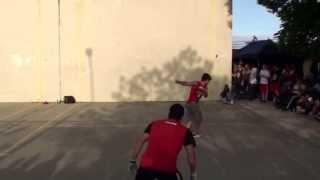 06.08.13 Final Tyree Bastidas vs Cesar Sala