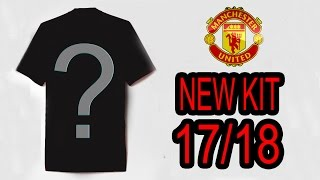Manchester United New Home Kit 17/18