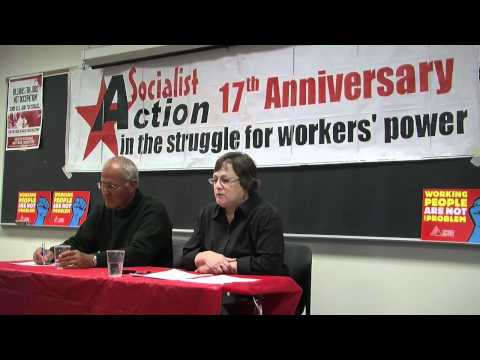 End the Occupations! Socialist Action Socialism 2011 PART 3