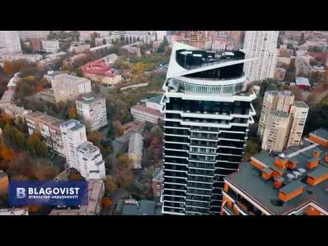 ЖК Jack House (Джек Хаус) – Київ, бул. Лесі Українки, 7в, відеоогляд