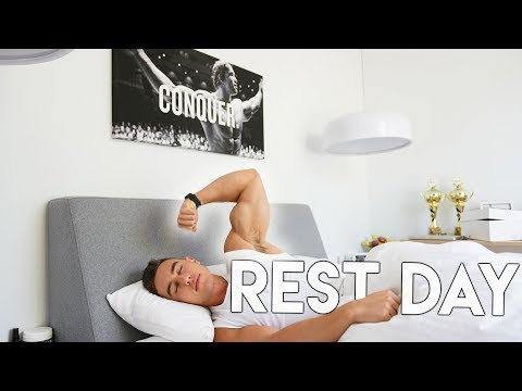 Importance of Rest Days | My New iPhone X | Zac Perna