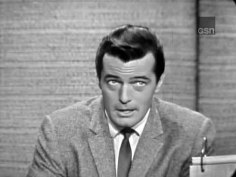 What's My Line? - Robert Goulet; Tony Randall [panel] (May 23, 1965)