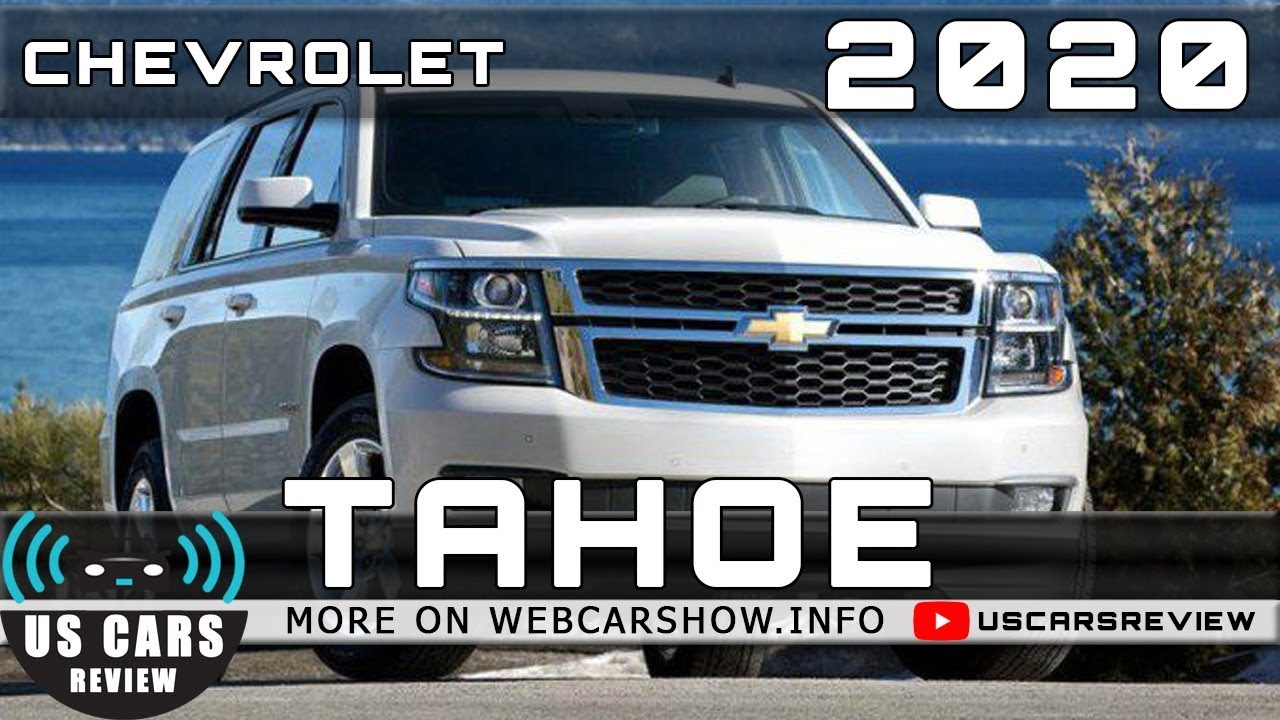 2020 Chevrolet Tahoe Review Release Date Specs Prices Youtube