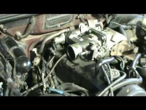 idle air control valve iac replacement   ranger doovi
