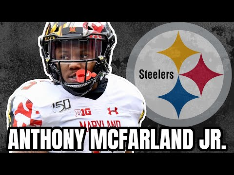Pittsburgh Steelers Anthony McFarland Jr Interview