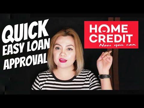 HOME CREDIT | PAANO MAG APPLY | CASH LOAN | VLOG004