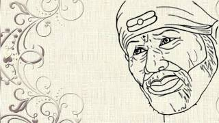 Sai Baba Drawing
