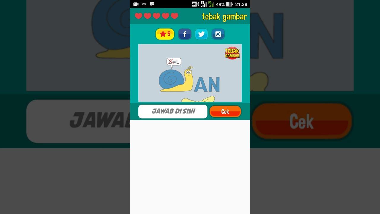 Kunci Jawaban Tebak Gambar Level 55 By Maen Game 2911
