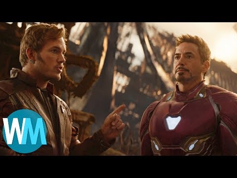 Top 10 Avengers: Infinity War Movie Facts