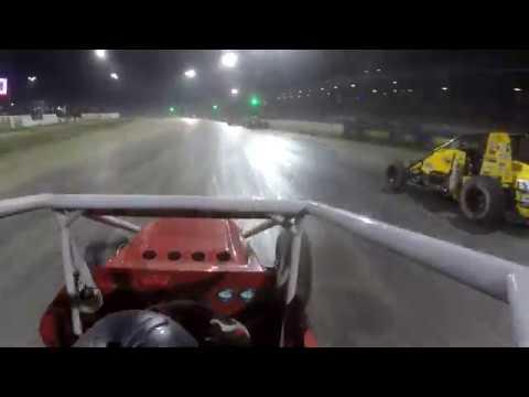 USAC Eldora Speedway 2019 Four Crown Nationals Silver Crown full feature with Ronnie Wuerdeman