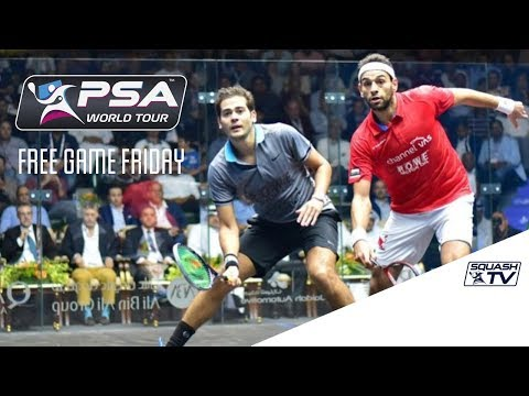 Squash - Free Game Friday - ElShorbagy v Gawad - Qatar Class