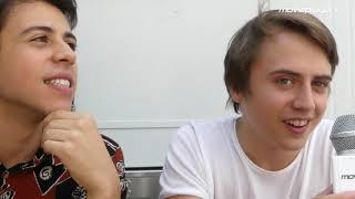 SKAM Italia 2: intervista a Francesco Centorame e Nicholas Zerbini