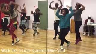 """""""Champion Boy"""" Alkaline - Nelly Danca Dancehall Class"""