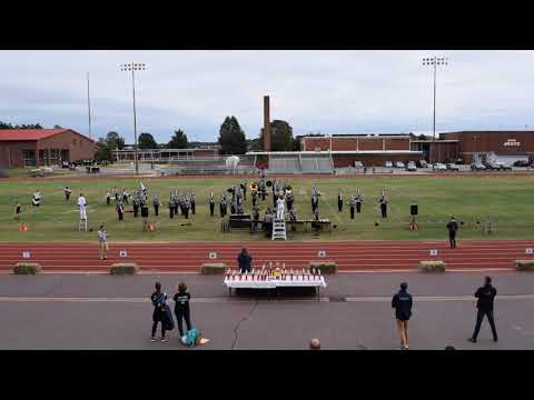 East Forsyth High School Marching Band 2019