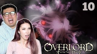 """""""SHALLTEAR SO THICC"""" - OVERLORD EPISODE 10 REACTION!"""