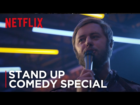 Rory Scovel Tries Stand-Up For The First Time | Official Trailer [HD ...