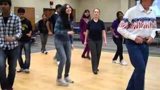 UTD Texas Party Jan 2012 Copperhead Road 24 Count Line Dance2