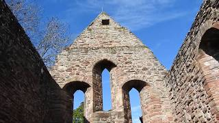 Beauly Priory - Grounding - DEATH - Flat Earth - Veganism