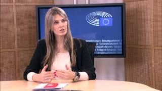 Συνέντευξη με την ευρωβουλευτή του S&D Εύα Καϊλή