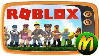 VLOG: ROBLOX ROBLOX!! ROOOBBLOOXXX!!!