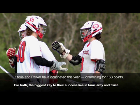 Mount Greylock seniors Patrick Storie, Reilly Parker leading lacrosse program to new heights