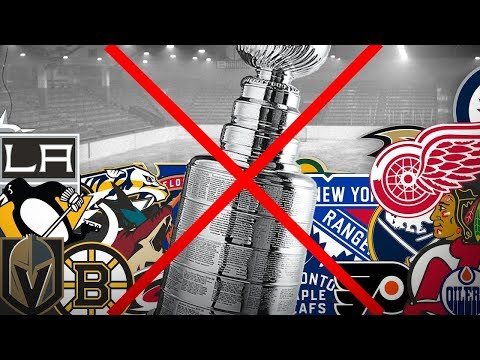 One Reason Why Your Favorite NHL Team WON'T Win The Stanley Cup In 2018