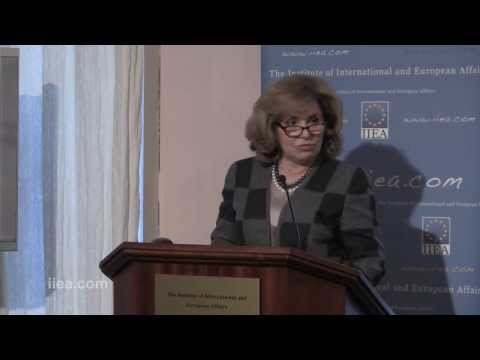 Priorities of the Greek EU Presidency - H.E. Diana Zagorianou-Prifti