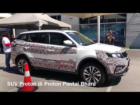 SUV Pertama Proton