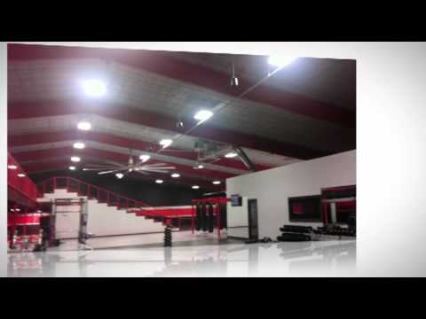 New Gym in Tyler Texas