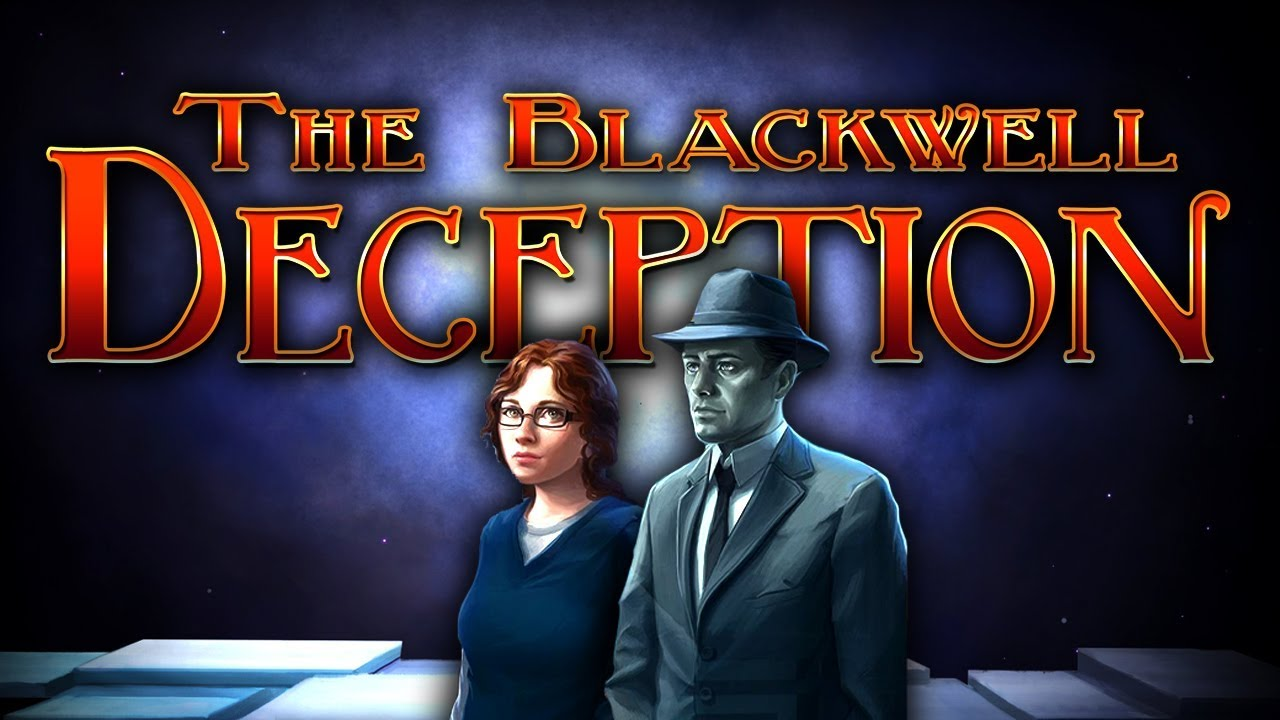 Blackwell Deception Full Game Walkthrough No Commentary Youtube