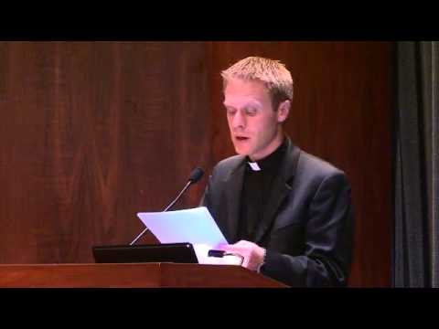 Fr. Kevin Grove, C.S.C., Cambridge University, England