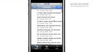 Palácio do Correio Velho - Leilões no iPhone