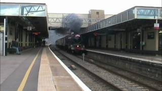 6201 'Princess Elizabeth' on The Midlander (17/07/10) Thumbnail